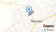 Хозяйственный магазин на ул. Подгорбунского на карте