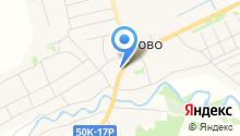Кафе на Советской на карте
