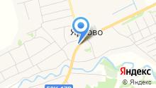 Гастроном на Советской на карте