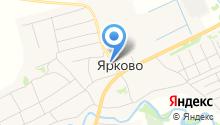 Магазин зоотоваров на Советской (с. Ярково) на карте
