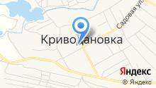 Администрация Криводановского сельсовета на карте