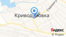 Кудряшовский мясокомбинат на карте