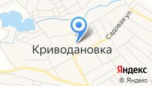 Криводановская средняя общеобразовательная школа №22 на карте