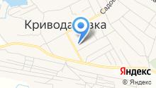 Новь-2 на карте