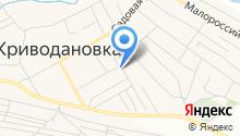 Сибирский кардан на карте