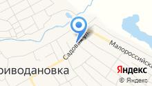Магазин-ателье на карте