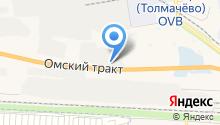 У Петровича на карте