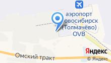 Сибирь Техник на карте