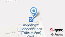 AZUR air на карте