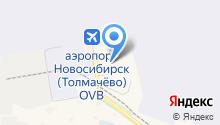 Щит на карте
