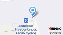 Жигулёво на карте