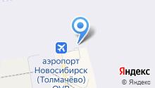 Turkish Airlines на карте