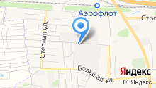 Новосибирскавтодор на карте