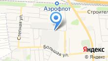 Лигр на карте