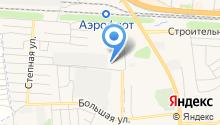 Детская школа искусств г. Обь на карте