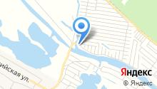 Криводановские колбасы на карте