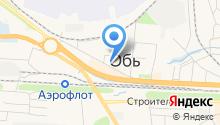 Эконом Класс на карте