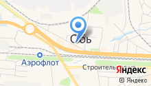 Сервис-ателье на карте