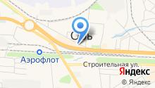 РКЦ на карте