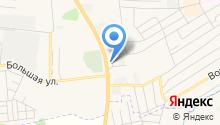 АЗС Газпромнефть-Новосибирск на карте