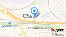 Толмачевская средняя общеобразовательная школа №60 на карте