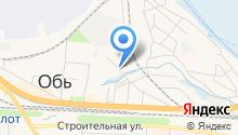 Часовня в честь преподобного Сергия Радонежского на карте