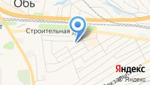 Горводоканал, МУП на карте
