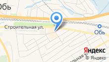 Новосибирскэнергосбыт на карте