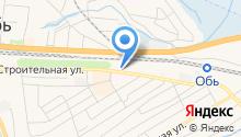 Центр-ОбьСЭС, АНО на карте