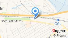 Автосервис в Толмачево на карте