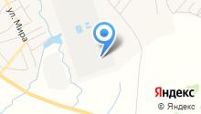 Толмачевский на карте