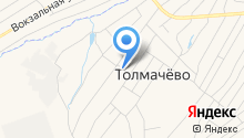 Продуктовый магазин на ул. 60 лет Октября на карте