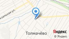 Православный приход святого праведного Лазаря Четверодневного на карте