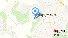 Марусинская средняя общеобразовательная школа №24 на карте