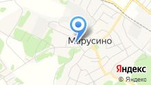 Кузьмин В.В. на карте