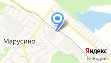 Веста-Сибирь на карте