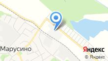 П2П-Сервис на карте