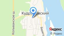ВСК, С на карте