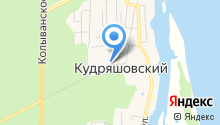 Новосибирский лесхоз, ГУП на карте
