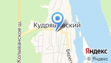 Пивной остров на карте