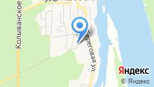 ВБР на карте