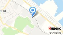 Алютех-Сибирь на карте