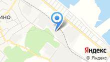 Сибирский Рубеж на карте