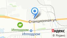 Avtogrev на карте