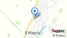Фирма Феод на карте