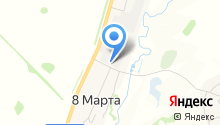 Багира-М на карте