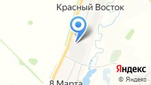 Агромашины на карте