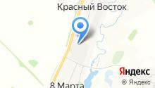 Русское Поле Техника на карте