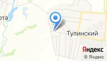 Маленький Театр на карте