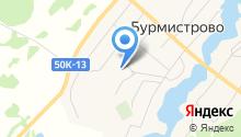 Средняя общеобразовательная школа им. В.С. Чумака на карте